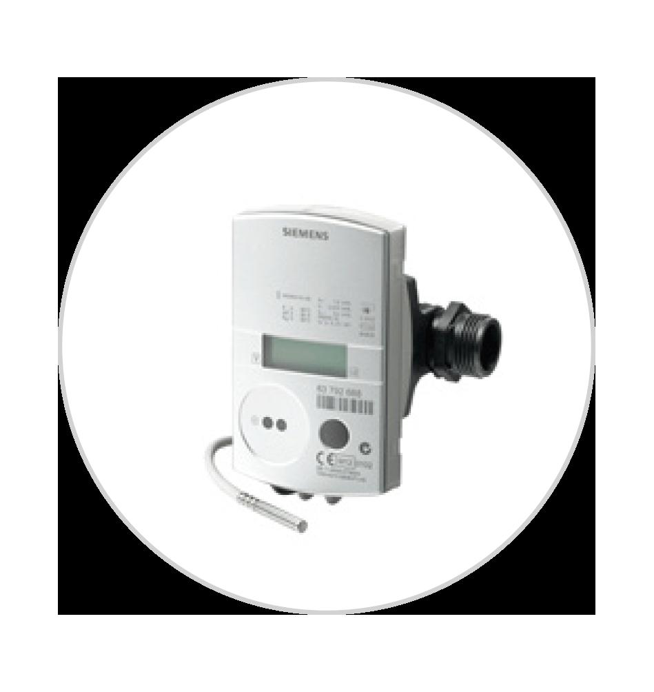 Ultrazvočni merilniki ogrevanja Siemens